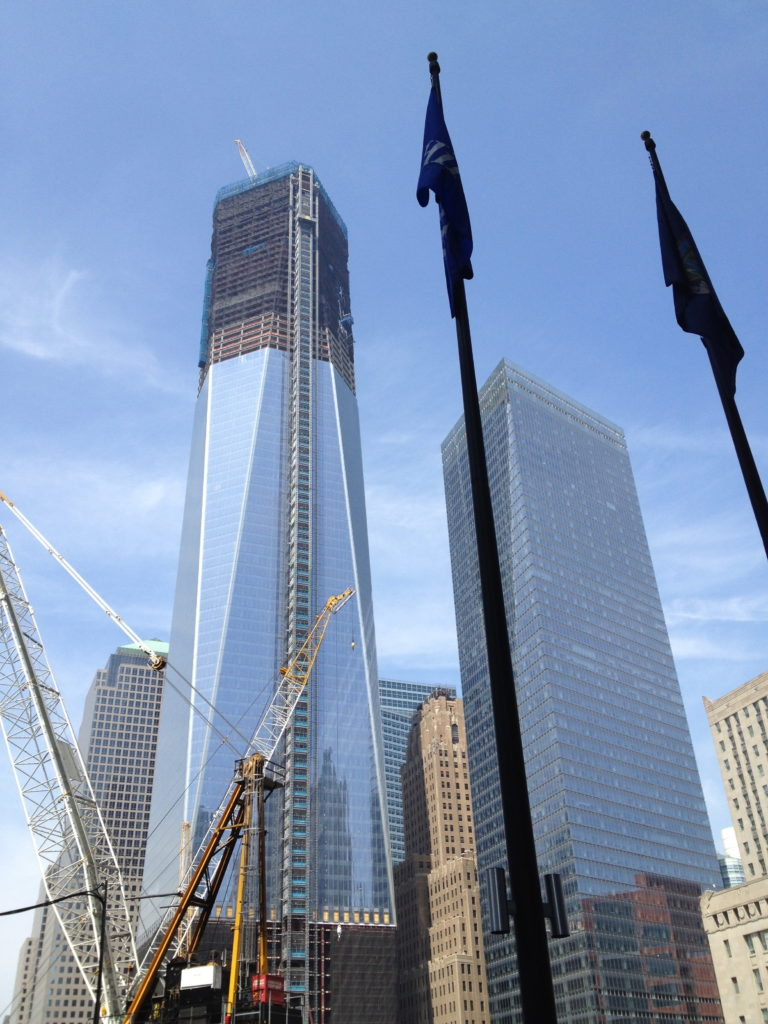 One World Trade Center Freedom Tower-New York City's ...