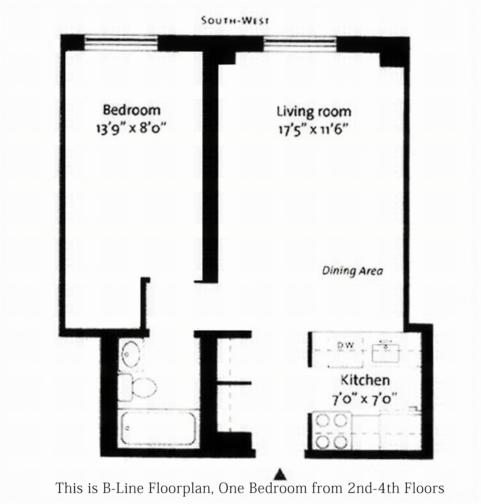 Average Studio Apartment Layout average bedroom size square feet